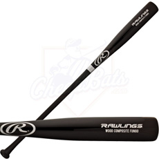CLOSEOUT Rawlings Fungo Baseball Bat -16oz 114MBF