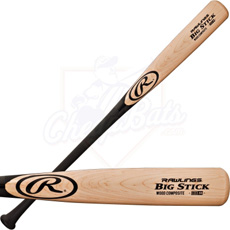 Rawlings Big Stick Composite BBCOR Pro Wood Baseball Bat 243MBS