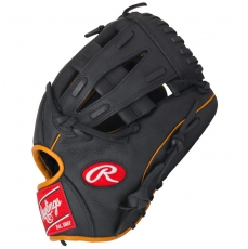 "CLOSEOUT Rawlings Gamer Baseball Glove 11.5"" G115GT"