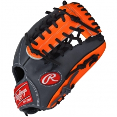 "CLOSEOUT Rawlings Gamer XLE Pro Taper Baseball Glove 11.5"" G115PTGO"
