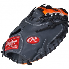 "Rawlings Gamer XLE Pro Taper Catchers Mitt Baseball Glove 32"" GCM32PTGO"