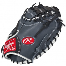 "Rawlings Gamer XLE Catchers Mitt Baseball Glove 33"" GCM33BGW"