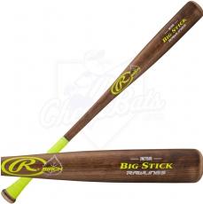 Rawlings Wood Bats Ash Bamboo Birch Wooden Baseball Bats