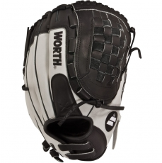 "Worth Legit Fastpitch Softball Glove 12"" L120X"