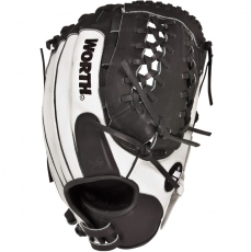 "Worth Legit Slowpitch Softball Glove 12.75"" L127WB"