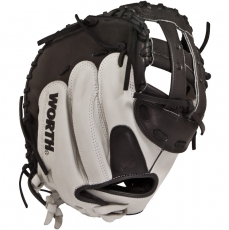 "Worth Legit Fastpitch Catchers Mitt 33"" LFPCMX"