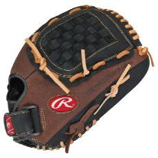 "CLOSEOUT Rawlings Player Preferred Baseball-Softball Glove 12.5"" P125"