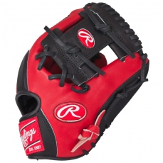 "CLOSEOUT Rawlings Heart of the Hide Custom Color Baseball Glove 11.5"" PRO202SB"