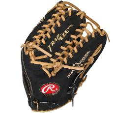 "Rawlings Heart of the Hide Dual Core Baseball Glove 12.75"" PRO601DCB"