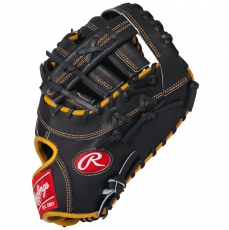 "Rawlings Heart of the Hide Players First Base Mitt Baseball Glove 13"" PRODCTJBT"