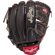 "Rawlings Mocha Pro Preferred Series Baseball Glove 11.75"" PROS1175-9MO"
