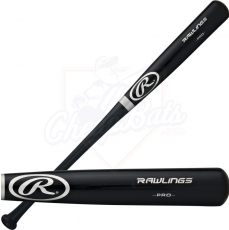 Rawlings Adirondack Black Ash Wood Baseball Bat R212AB