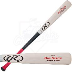 Rawlings Big Stick Ash Wood Baseball Bat -3oz R325B