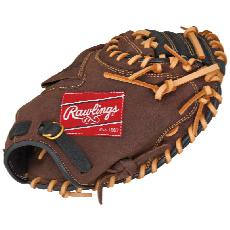 "Rawlings Player Preferred Youth Catchers Mitt 31.5"" RCM315SB"