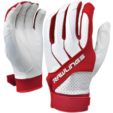 CLOSEOUT Rawlings Workhorse Batting Glove Adult (Pair) BGP1150T