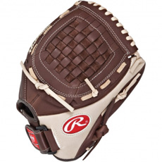 CLOSEOUT Rawlings Champion Series Fastpitch Softball Glove 11.75� C117FP