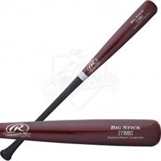 CLOSEOUT Rawlings Composite Pro Wood Baseball Bat -3oz 271MBC