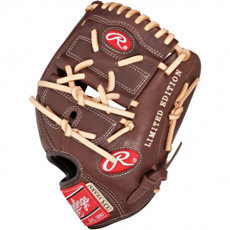 "Rawlings Gold Glove Limited Baseball Glove 11.75"" 125th GGLE1179-125"