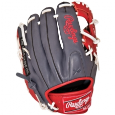 "CLOSEOUT Rawlings Gamer XLE Series Baseball Glove 11.5"" GXLE4GSW"