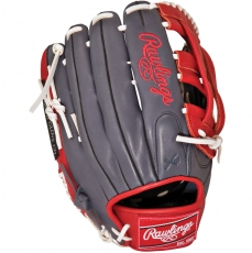 "CLOSEOUT Rawlings Gamer XLE Series Baseball Glove 12.75"" GXLE8GSW"