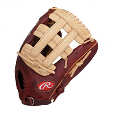 "CLOSEOUT Rawlings Heart of the Hide Baseball Glove 12.75"" PRO302-6SC"