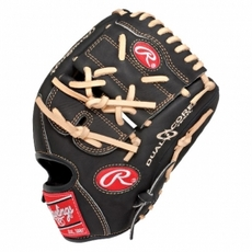 "Rawlings Heart of the Hide Dual Core Baseball Glove 11.75"" PRO1175DCC"