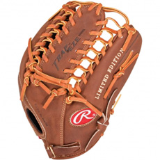 "CLOSEOUT Rawlings Heart of the Hide Dual Core Baseball Glove 12.75"" 125th Anniversary PRO601-125"