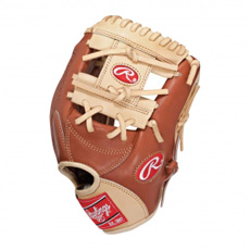 "Rawlings Pro Preferred Kip Baseball Glove 11.25"" PROS12ICBR"