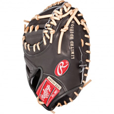 "Rawlings Pro Preferred Catchers Mitt 32.5"" 125th Anniversary PROSCM33-125"
