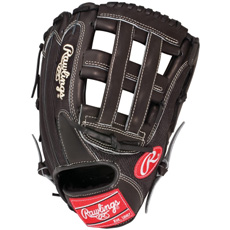 "CLOSEOUT Rawlings Heart of the Hide Pro Mesh Baseball Glove 12.75"" PRO302CVDM"