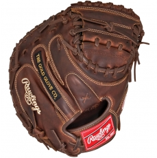 "Rawlings Heart of the Hide Solid Core Catcher's Mitt 33"" PROCMSC"