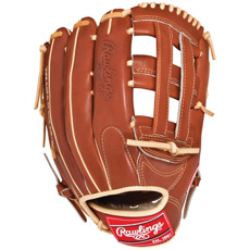 "CLOSEOUT Rawlings Pro Preferred Baseball Glove 12.75"" PROS303-6BR"