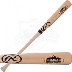 CLOSEOUT Rawlings R110M Adirondack Maple Wood Baseball Bat