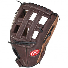 "CLOSEOUT Rawlings Renegade Baseball/Softball Glove 13"" R130H"