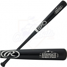 CLOSEOUT Rawlings R212A Adirondack Black Ash Wood Baseball Bat