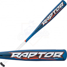 Rawlings Raptor Youth Baseball Bat -11oz YBRAPT