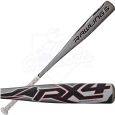 CLOSEOUT 2014 Rawlings RX4 Senior League Baseball Bat -5oz SL5RX4