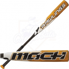 CLOSEOUT 2014 Rawlings Mach Senior League Baseball Bat -10oz SLMC10