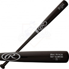 CLOSEOUT Rawlings Troy Tulowitzki Game Day Wood Baseball Bat TULO2