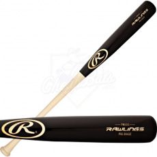 CLOSEOUT Rawlings Assorted Major League Maple Wood Baseball Bat PMXXX