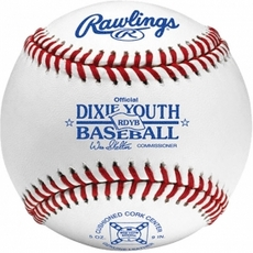 Rawlings Dixie Youth League Baseball (Tournament Grade) RDYB (1 Dozen)