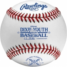 Rawlings Dixie Youth League Baseball RDYB1 (1 Dozen)