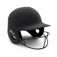RIP IT Vision Pro Fastpitch Softball Helmet Matte Finish