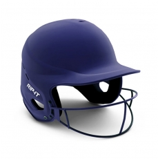 RIP IT Vision Softball Helmet With Matte Finish M/L VISN-M