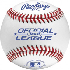 Rawlings Official League Baseballs ROLB (1 Dozen)