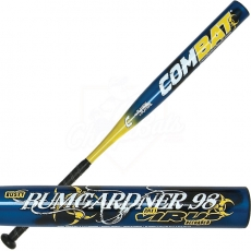 CLOSEOUT Combat Rusty Bumgardner 98 Anti Virus Reloaded Slowpitch Softball Bat VIRSP5-RB