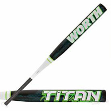 Worth Titan Slow Pitch Softball Bat ASA SBTTNA