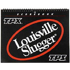 Louisville Slugger Baseball/Softball Score Book