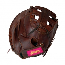 "Shoeless Joe Shoeless Jane Fastpitch Catchers Mitt 34"" 3400FPCM"