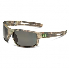 Under Armour CAPTAIN Sunglasses Satin Realtree/Black